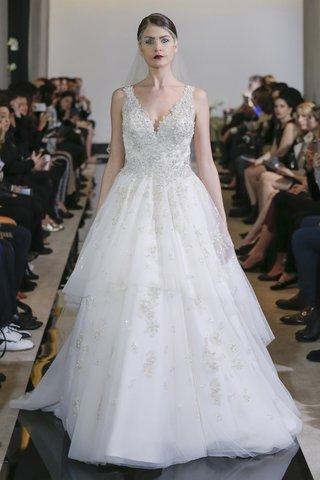justin-alexander-spring-2018-lavish-tiered-tulle-ball-gown-illusion-back-designer-dress-wedding