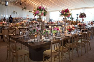 rustic-elegant-garden-reception-decoration-tented-tablescape