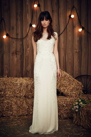 jenny-packham-2017-bridal-collection-betsy-sheath-wedding-dress-with-art-deco-inspired-beading-skirt