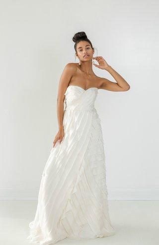 ivy-aster-fall-2018-sweetheart-strapless-gown-satin-silk-chiffon-bias-ribbons-diagonal-ruffles