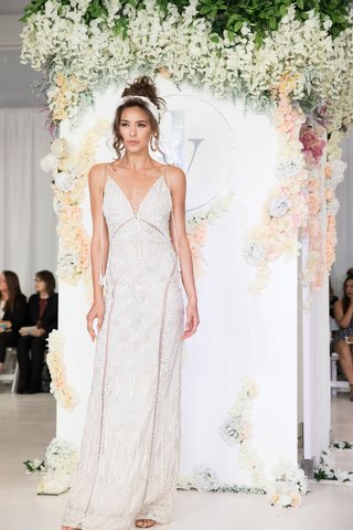 julie-vino-2018-havana-bridal-collection-wedding-dress-v-neck-lace-up-gown-with-cutouts-straps
