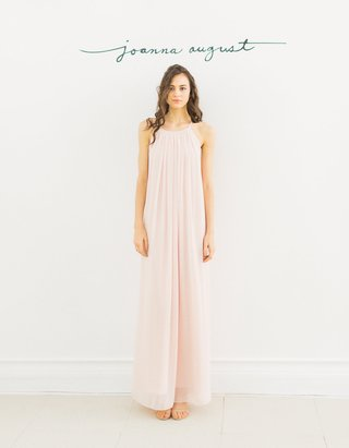 joanna-august-2016-light-pink-long-bridesmaid-dress-with-low-back