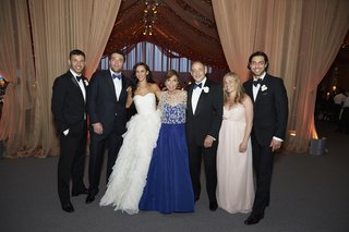 bride-and-groom-with-brides-family-and-mother-of-bride