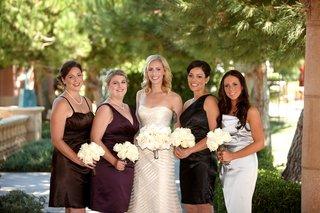 bride-with-bridesmaids-at-the-grand-del-mar