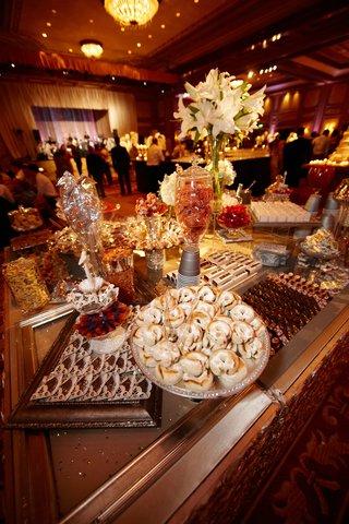 ballroom-wedding-dessert-and-candy-display