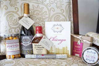 wedding-welcome-present-from-couple-to-wedding-guests-wine-whiskey-nuts-popcorn-and-more