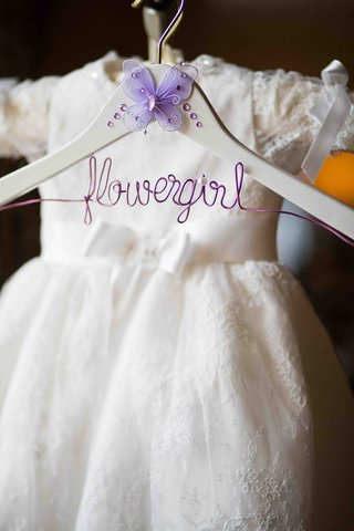 custom-ines-di-santo-flower-girl-gown-and-hanger