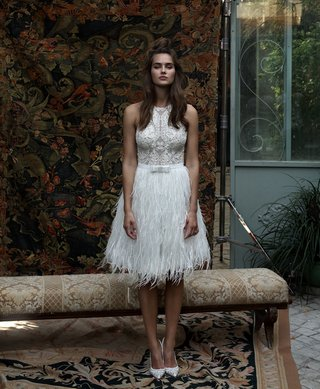 short-feathered-wedding-dress-by-lihi-hod