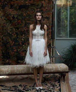 short-feathered-wedding-dress-by-lihi-hod