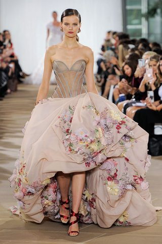 ines-di-santo-fall-2019-bridal-collection-wedding-dress-journee-3d-floral-embroidery-high-low