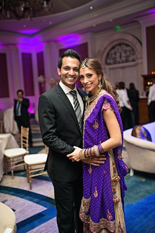 brazilian-bride-with-indian-groom-at-reception
