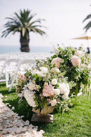 lush-floral-arrangements-with-blush-and-white-flowers-heavy-greenery