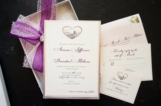 white-box-filled-with-stationery-cards-and-ribbon