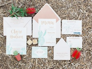 desert-inspired-invitation-suite-with-watercolor-cactus-and-gold-calligraphy