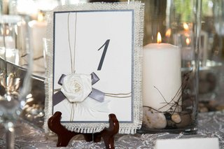 easel-table-number-stand-with-fabric-rose-and-ribbon