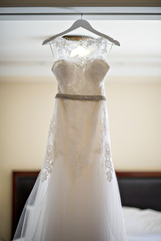 a-line-gown-with-lace-overlay-and-illusion-neckline