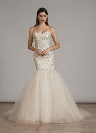 liancarlo-fall-2016-trumpet-wedding-dress-with-beaded-strapless-bodice