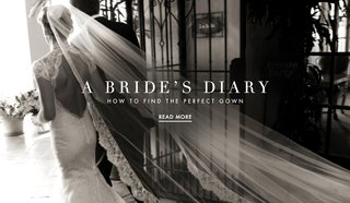black-and-white-photo-of-brides-wedding-dress-and-how-to-find-dream-bridal-gown
