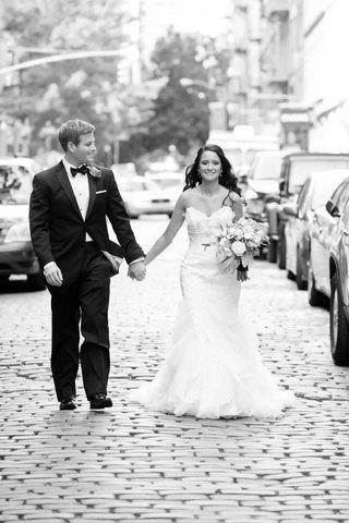 bride-and-groom-romantic-portraits-on-cobblestone-streets-of-soho-ny