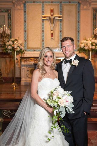 nfl-player-with-bride-in-isabelle-armstrong-dress