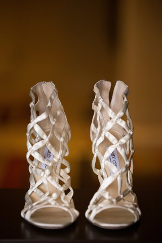bridal-shoes-jimmy-choo-ivory-satin-cage-sandals-edgy-bridal-shoes