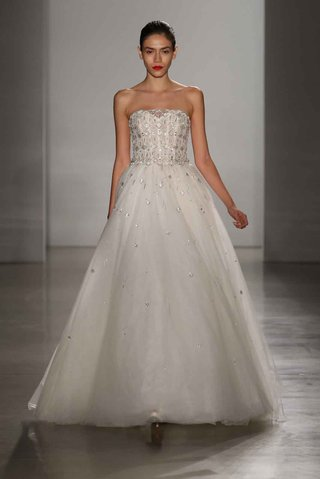 amsale-fall-2016-shimmer-a-line-strapless-ball-gown
