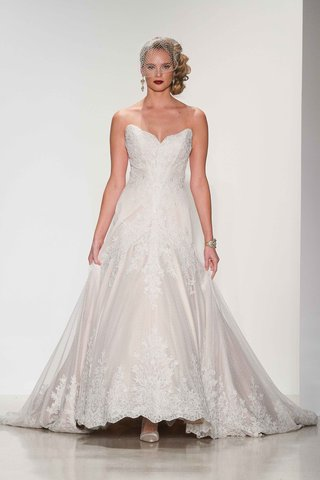 matthew-christopher-2016-embroidered-strapless-wedding-dress