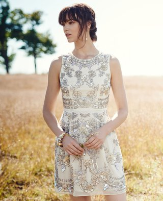 short-wedding-dress-with-metallic-beading-by-bhldn
