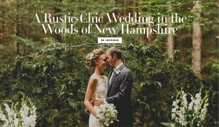 rustic-chic-new-hampshire-forest-woods-wedding-high-school-sweethearts-childhood-couple-model-diy