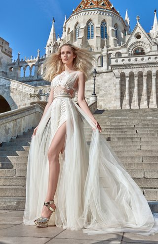 galia-lahav-fall-2016-grecian-wedding-dress-with-illusion-details-and-slit