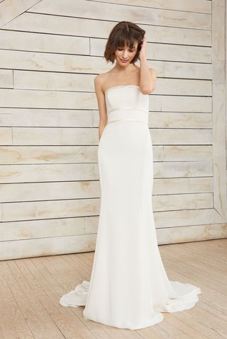 arielle-by-nouvelle-amsale-spring-2018-v-neck-crepe-gown-with-charmeuse-trim-open-back-bow-detail