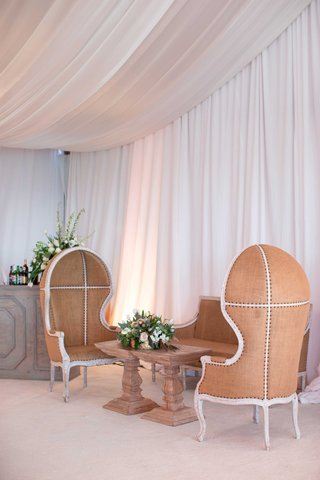wedding-reception-tent-lounge-demarco-murray-domed-porter-chairs-next-to-bar
