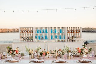 bar-set-up-on-the-beach-at-destination-wedding-in-cabo-san-lucas