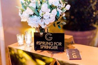 wedding-reception-george-springer-iii-houston-astros-mlb-baseball-player-hashtag-sprung-for-springer