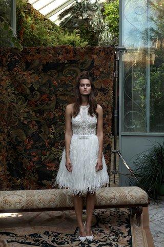 lihi-hod-2016-short-wedding-dress-with-ostrich-feather-skirt
