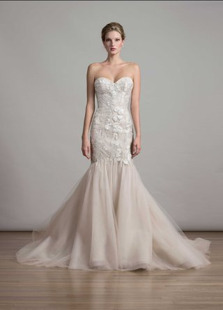 bridal-fashion-week-strapless-mermaid-trumpet-wedding-dress-with-tulle-embroidery-style-6880