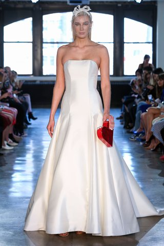 watters-fall-2018-bridal-collection-wedding-dress-laska-strapless-fit-and-flare-drop-waist-gown-silk