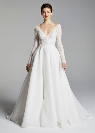 anne-barge-blue-willow-bride-spring-2019-wedding-dress-chrissy-long-sleeve-lace-bodice-a-line-skirt