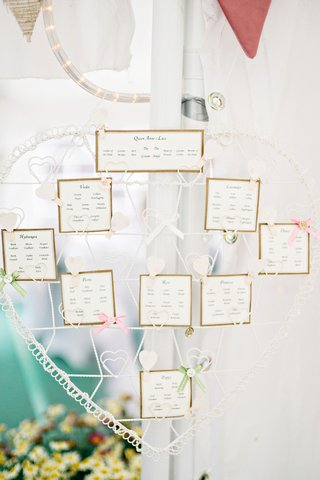 diy-do-it-yourself-wedding-table-seat-assignments-escort-cards-bows-map-british-english-garden