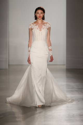 kenneth-pool-fall-2016-corset-bodice-wedding-dress-with-illusion-long-sleeves-and-neckline