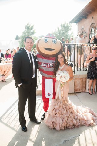 wedding-with-brutus-buckeye-ohio-state-university-bride-in-blush-vera-wang-groom-in-black-by-vera