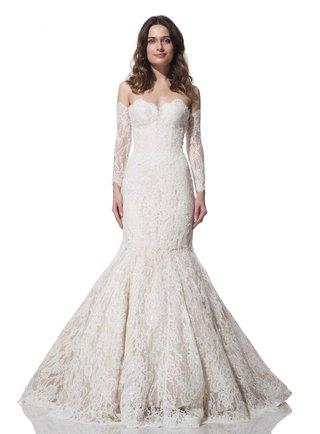 olia-zavozina-fall-winter-2016-mermaid-wedding-dress