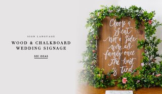 wedding-sign-ideas-chalkboard-and-wood