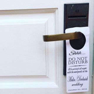 do-not-disturb-sign-post-wedding-hotel-room-custom-paper-goods-kelli-malin-anthony-drobnick