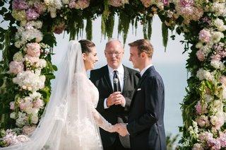 bride-in-vera-wang-groom-in-bespoke-suit-from-cad-and-dandy-bel-air-bay-club-wedding