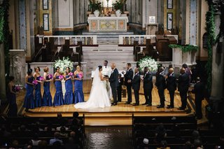 los-angeles-church-african-american-wedding-ceremony