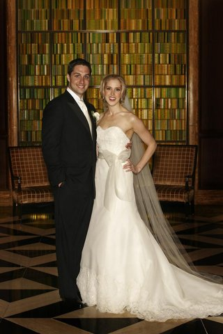 bride-and-groom-at-peninsula-chicago-in-formal-attire