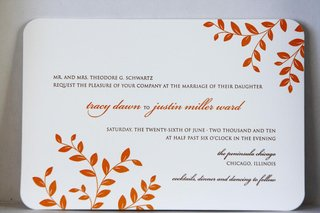 rounded-edge-wedding-invite-with-orange-leaf-motif
