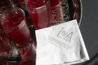 custom-cocktail-napkin-with-hibiscus-lemonade