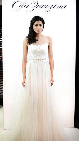 olia-zavozina-spring-2017-elena-wedding-dress-with-illusion-neckline-lace-applique-belt